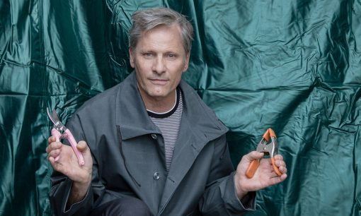 Viggo Mortensen Oct 2018, photo by Jackie Nickerson for NYT Style