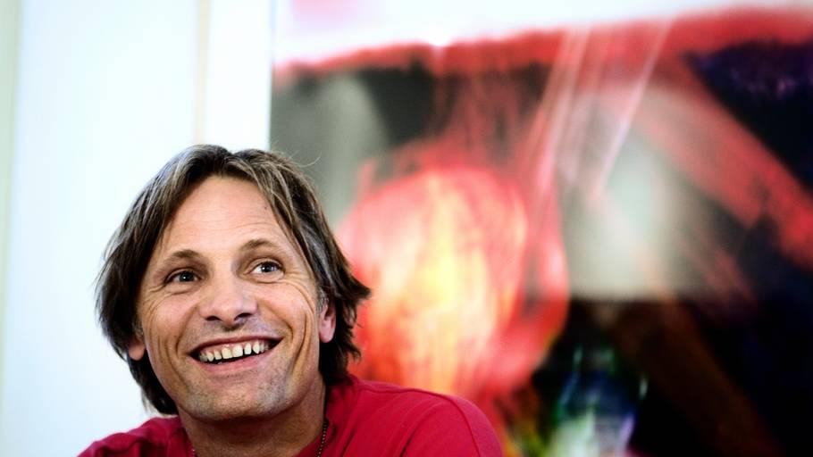 Viggo Mortensen in Roskilde DK 2008
