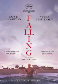 Falling poster - Cannes (FR)