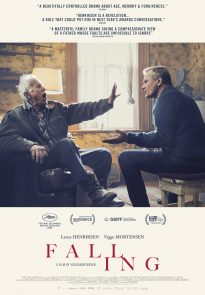 Falling poster - Canada