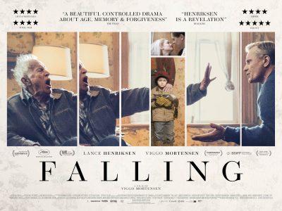 Falling poster UK release