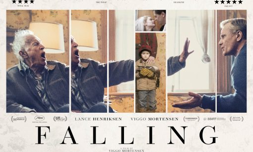 Falling poster UK release