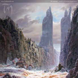 The Argonauth by Ted Nasmith