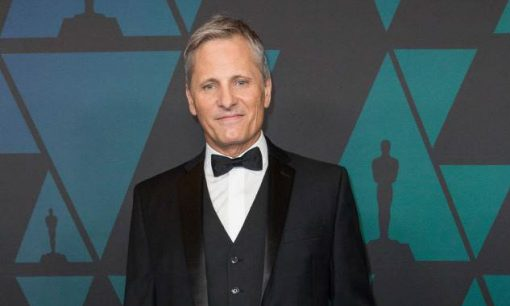 Viggo Mortensen at 2018 Governors Awards, photo Troy Harvey/AMPAS