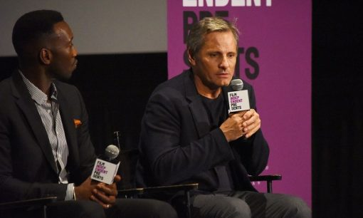 Viggo Mortensen @ press conf 7-Nov-2018 by Araya Diaz