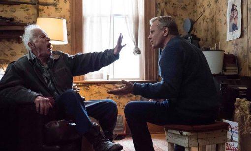 Lance Henriksen & Viggo Mortensen in Falling