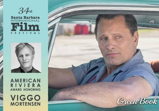 Viggo Mortensen earns SBIFF award