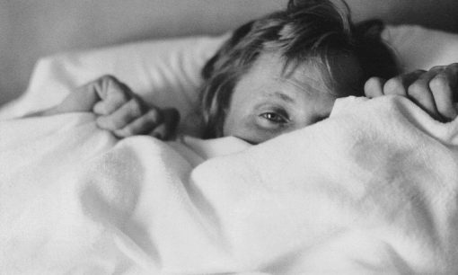sleepy Viggo Mortensen by Terry Richardson (i-D 2003)