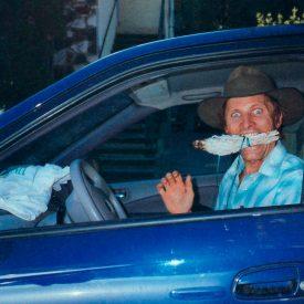 Viggo Mortensen, by Terry Richardson (i-D 2003)