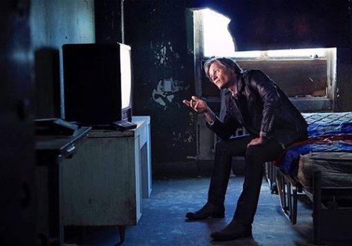 Viggo Mortensen - John Russo photo workshop