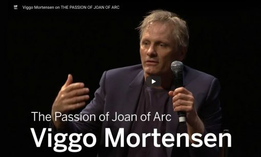 Viggo Mortensen at TIFF Talks March 2019