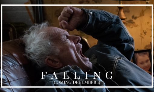 Falling release poster