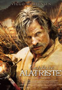Viggo Mortensen as Alatriste poster (France)