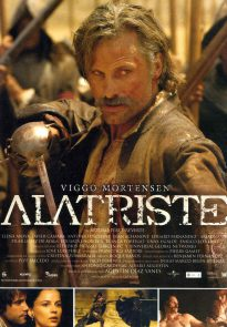 Viggo Mortensen as Alatriste poster (Spain)