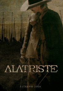 Viggo Mortensen as Alatriste unset poster (Spain)