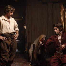 Viggo Mortensen & Eduardo Noriega in Alatriste