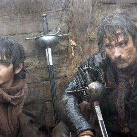 Viggo Mortensen & Nacho Perez in Alatriste