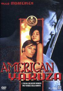 American Yakuza cover (Spain)
