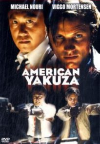 American Yakuza cover