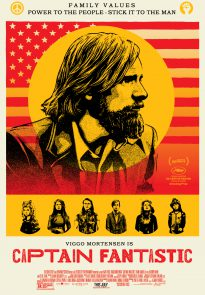 Captain Fantastic poster - Family Values