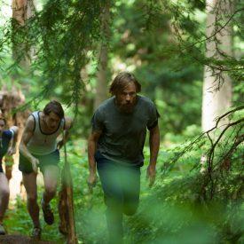 Viggo Mortensen, George MacKay, Annalise Basso, & Samantha Isler in Captain Fantastic