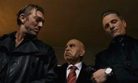 Vincent Cassel, Mina E. Mina, & Viggo Mortensen in Eastern Promises