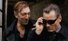 Vincent Cassel & Viggo Mortensen in Eastern Promises