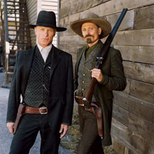 Ed Harris and Viggo Mortensen