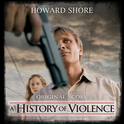 CD cover for A History of Violence