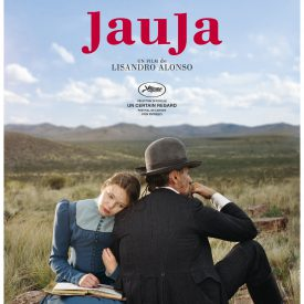 Jauja movie poster - France