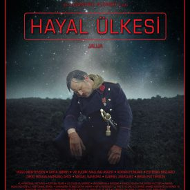 Jauja movie poster - Turkey