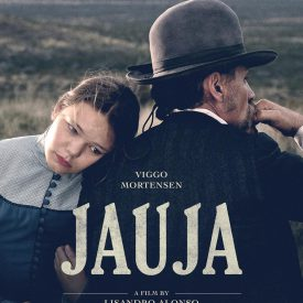 Jauja movie poster - USA