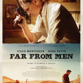 Far from Men poster, Australia