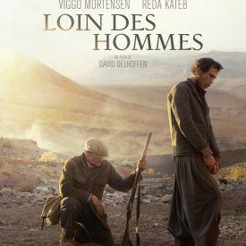 Loin des Hommes poster, France