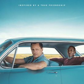 Viggo Mortensen & Mahershala Ali in Green Book poster
