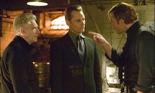 David Cronenberg, Viggo Mortensen & Vincent Cassel
