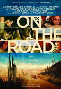 On the Road DVD cover (Canada)