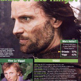 US Weekly article 12/29/03