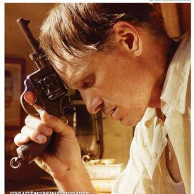 Viggo Mortensen on Arka Pencere cover 21-Aug-2015