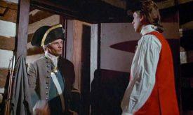 Viggo Mortensen & Barry Bostwick in George Washington mini-series