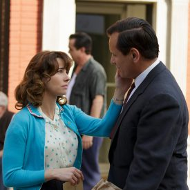 Linda Cardellini & Viggo Mortensen in Green Book