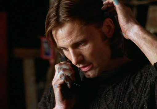 Viggo Mortensen in A Perfect Murder