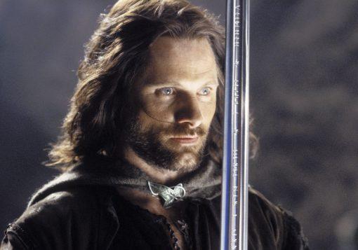 Viggo Mortensen in The Return of the King