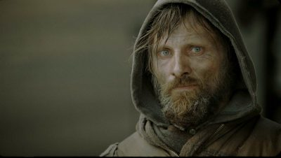 Viggo Mortensen in The Road