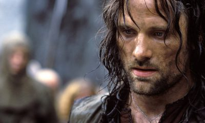 Viggo Mortensen in The Two Towers