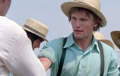 Viggo Mortensen in Witness